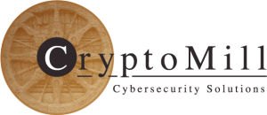 CryptoMill Cybersecurity Solutions - Logo